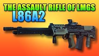 L86A2 Review - The Assault Rifle Of Machine Guns | Battlefield 4 LMG Gamplay