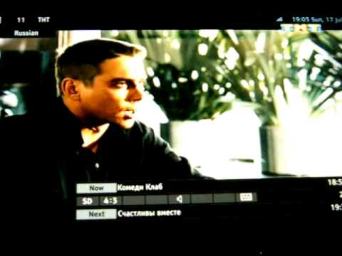 Комплект цифрового ТВ OnLime TeleCard (только для Москвы) - YouTube
