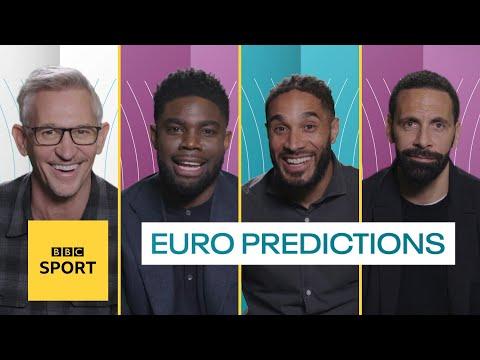 France to struggle & Foden to star? - BBC Sport's pundits predict Euro 2020 | BBC Sport
