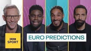France to struggle & Foden to star? - BBC Sport's pundits predict Euro 2020   BBC Sport screenshot 4