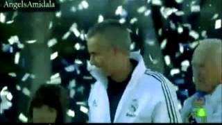 Real Madrid song champion 32 La liga 2012 song.wmv