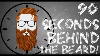 90 Seconds Behind the Beard #3 - The Tone In Your Voice, Makes Your Customers Choice #businessloan
