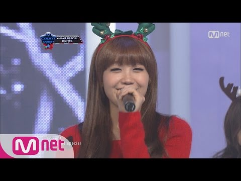 [STAR ZOOM IN] Apink - Last Christmas [M COUNTDOWN Ep.269] 151215 EP.43