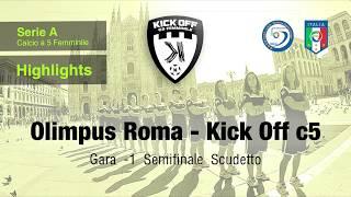Olimpus Roma - Kick Off
