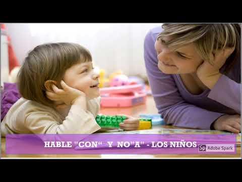 Lo que nos dicen los niños, El lenguaje detrás de las palabras.