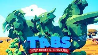 Zombie Bullen - Totally Accurate Battle Simulator TABS German