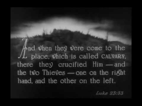 silent movie the king of kings 1927 1316 youtube