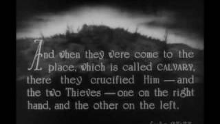 (Silent Movie) The King of Kings (1927) - [13/16]