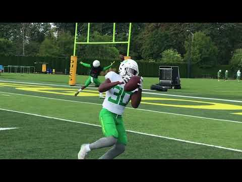 Oregon Ducks football, sights and sounds from Week 4 of practice