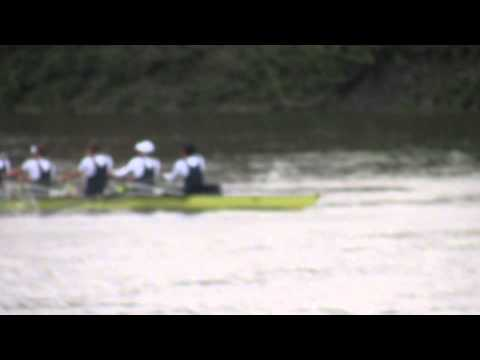 The Boat Race 2014:Oxford & Cambridge