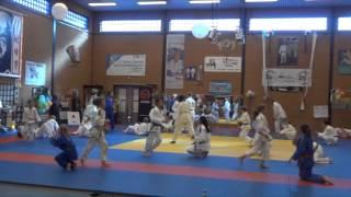JC Helden 2013 Judomarathon Kai in Sho 8juni2013