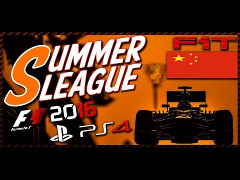 Summer League #01 GP China Shanghai F1 2016 30.05.17 - Live Streaming 1080p HD