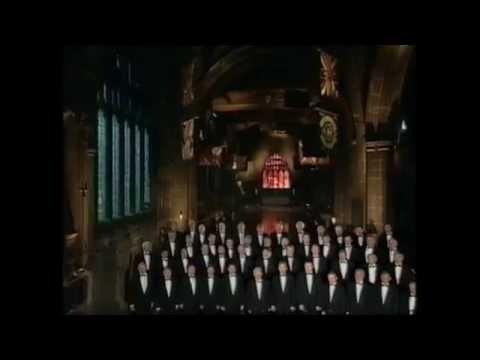 Gwahoddiad (Invitation). Cantorion Colin Jones .Welsh Male Voice Choir