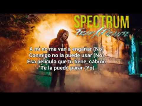 12  Farruko Spectrum Letra H264 3305