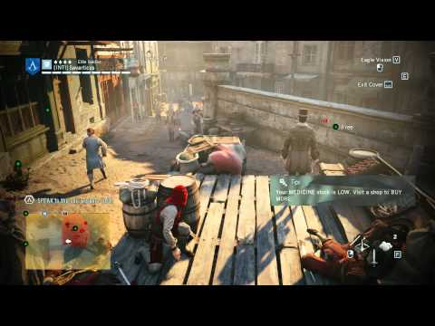 Assassins creed unity post patch review