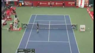 video has audio delay(it's from youtube conversion) Rafael Nadal - ...