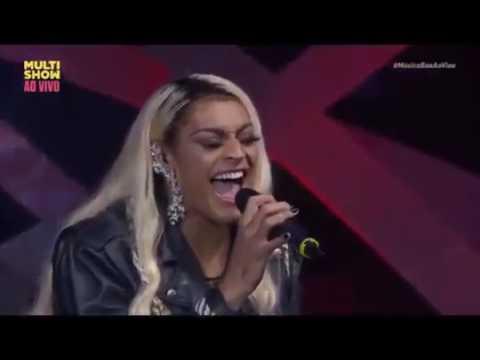 Anitta e Pabllo Vittar Na Sua Cara Ao vivo Multishow