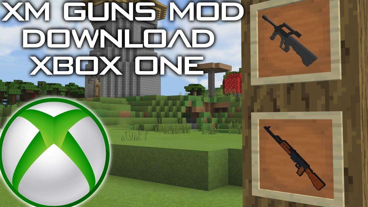 How to download XM GUN mod on XboxOne (Tutorial) YouTube