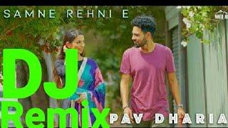 Video samne rehni e pav dharia | dj Remix song | letest Punjabi song 2018 | DJ KAMLESH CHHATARPUR download MP3, 3GP, MP4, WEBM, AVI, FLV Juli 2018