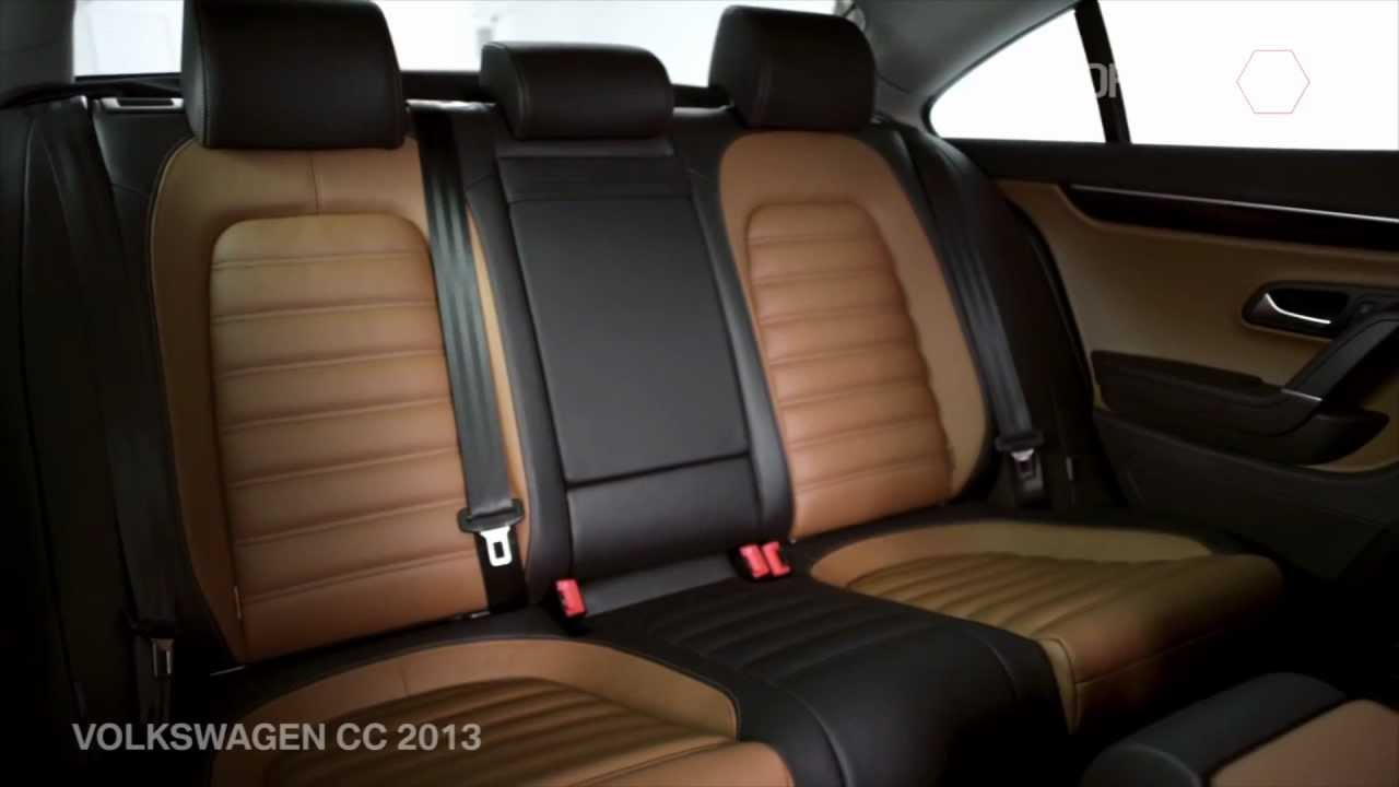 Vw Atlas Interior >> New Volkswagen CC Facelift 2013 Interior [HD] (Option Auto News) - YouTube