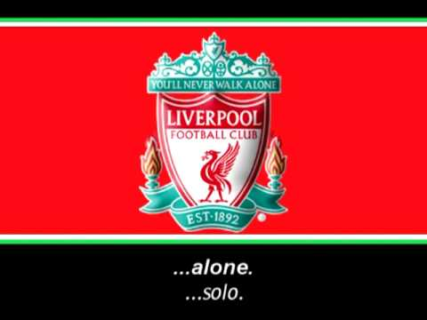 Liverpool F.C Anthem (Lyrics) - Himno de Liverpool (Letra)