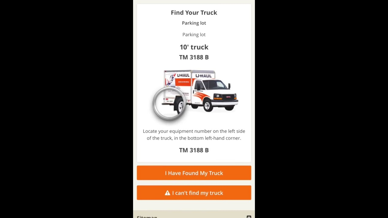 hight resolution of how to pick up a moving truck with u haul truck share 24 7