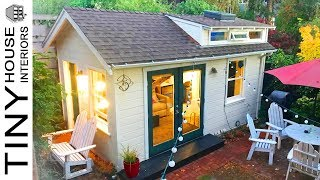 Cozy 200 Sq. Ft. Berkeley Tiny House In Amazing Neighborhood With Murphy Bed