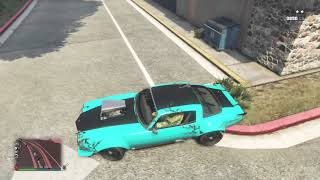 Grand Theft Auto V   fast and furious vibes :)
