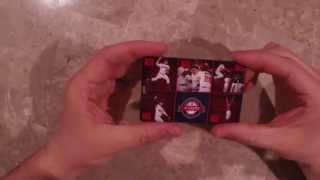 Unboxing of NATS PLUS 2015 Nationals Season Tickets