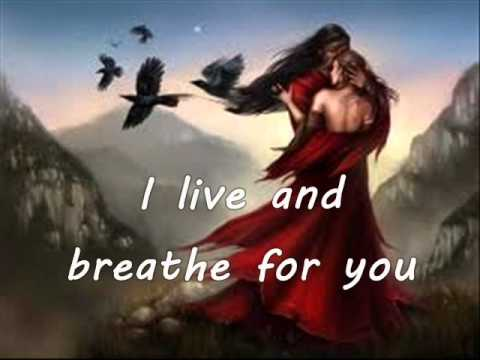 To Love Somebody By Michael Bolton ~ Lyrics On Screen ~