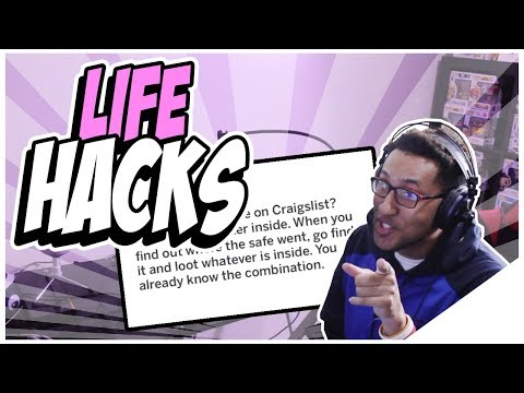 Incredibly Terrible Life Hacks That You Definitely Shouldn't Use   Comment Awards Reaction