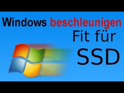 Windows 7 Optimieren: Fit Für SSD Machen