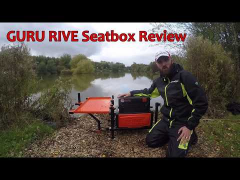 GURU RIVE Special Edition Seat Box review