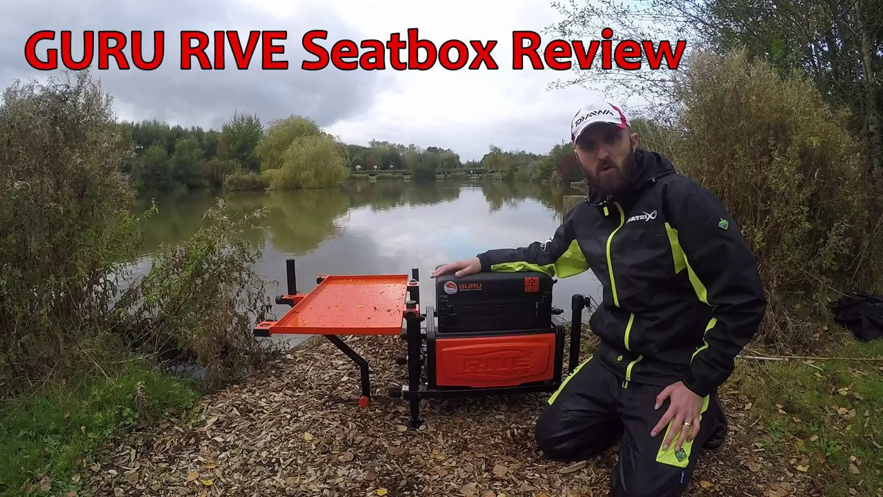 GURU RIVE Special Edition Seat Box review  YouTube