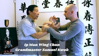 Ip Man Wing Chun - Grandmaster Samuel Kwok Exclusive Interview