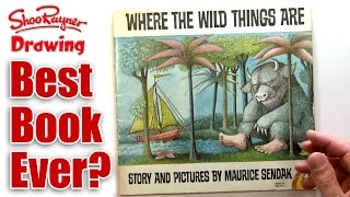 Why Where the Wild Things Are is the best book ever!
