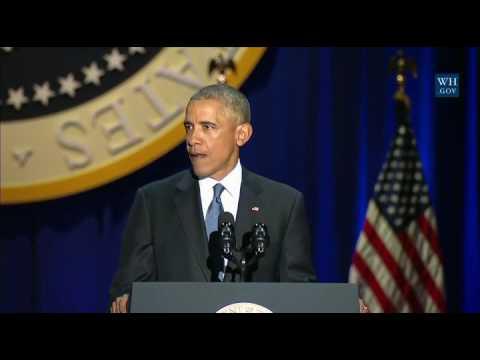 Короткие предложения. Барак Обама