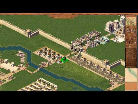Pharaoh Walkthrough: Mission 38 - Cleopatra's Alexandria (Alexandria 3) [1/5]