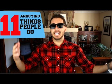 how to stop annoying people