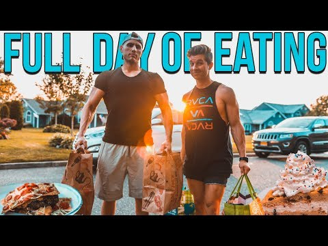 Full Day of Eating | Flexible Dieting Lifestyle