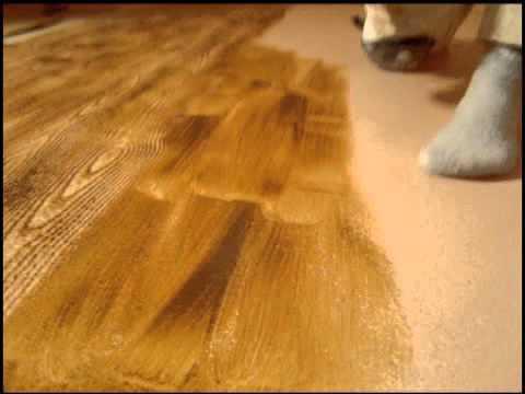 Pittura Pareti Effetto Seta : Effetto legno materico wood