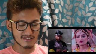 Reaction and Review of Machu Naidraba - Official Music Video Release