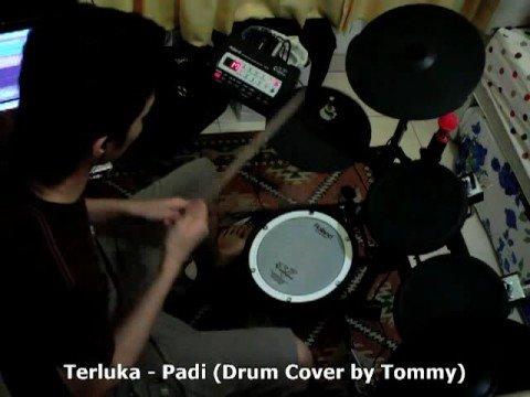 Terluka - Padi (Drum Cover)