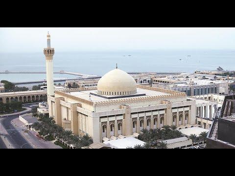 """شاهد .. المؤذنون في مساجد الكويت """" صلوا في بيوتكم """" .. بعد إعلان غلق المساجد"""