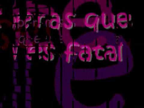 Te Ves Fatal El Trono De Mexico Con Letra