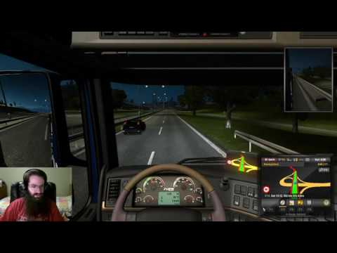 Let's Play Euro Truck Simulator 2, Part 16