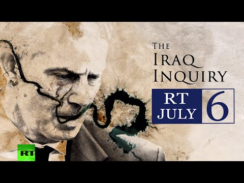 Chilcot wrap-up: Revelations, fallout & reactions as long-awaited report on Iraq war released