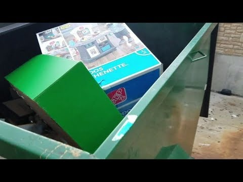 Dumpster Diving New Years Special with a bit of Magic!