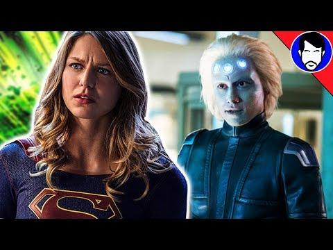 SUPERGIRL Season 3 Episode 10 Review - Legion of Superheroes