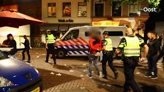 Twee gewonden bij steekpartij centrum Zwolle